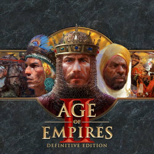 Обложка Age of Empires II: Definitive Edition