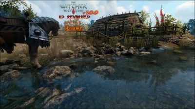 третий скриншот из The Witcher 3 HD Reworked Project 10