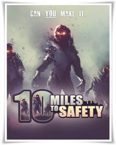 Обложка 10 Miles To Safety
