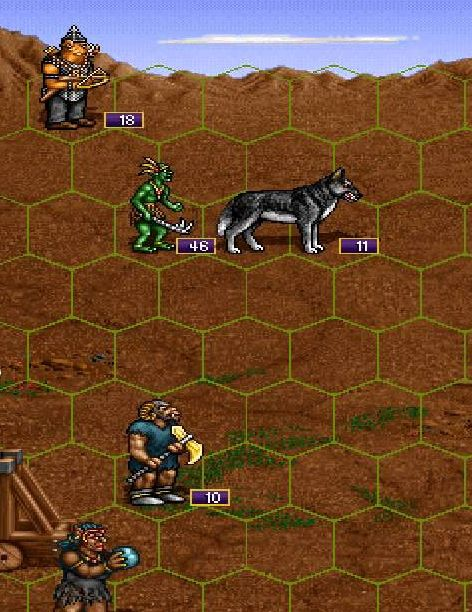 Обложка Heroes of Might and Magic II: The Price of Loyalty