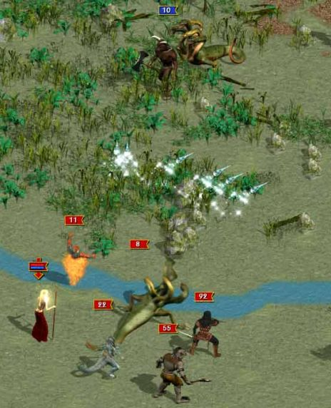 Обложка Heroes of Might and Magic IV Equilibris
