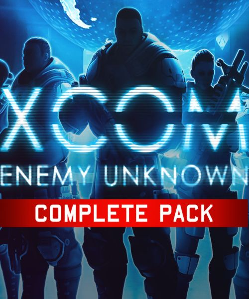 Обложка XCOM: Enemy Unknown Complete Pack
