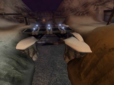 второй скриншот из Unreal Tournament 2004: Сборник Onslaught карт