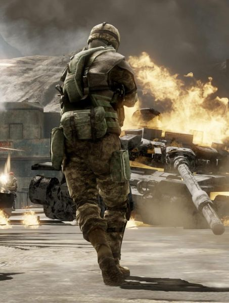 Обложка Battlefield: Bad Company 2 - Nexus BC