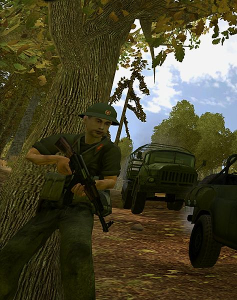 Battlefield 2: Project Reality Vietnam