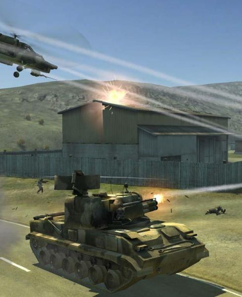 Battlefield 2: Australian Forces v1.0