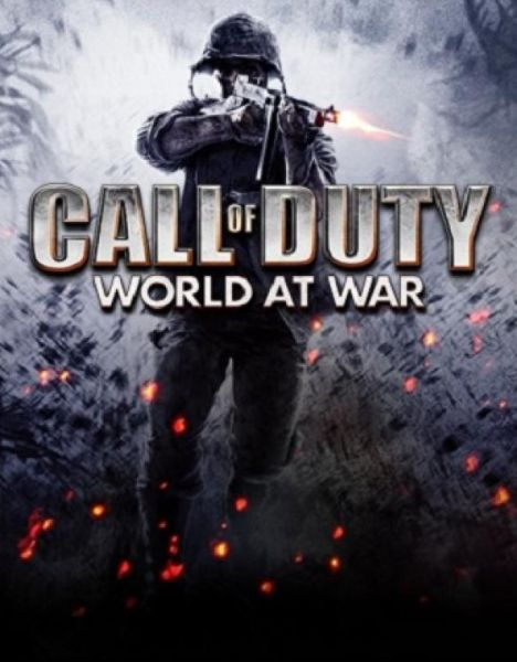 "Карта для Call of Duty: World at War ""Nazi Zombie Haunted"""