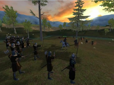 второй скриншот из Mount and Blade: Lords and Realms