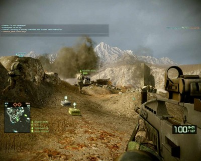 второй скриншот из Battlefield: Bad Company 2 - Nexus BC