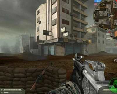 второй скриншот из Battlefield 2: Real War 2.0