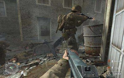 четвертый скриншот из Call of Duty 2: Feat Of The Soldier