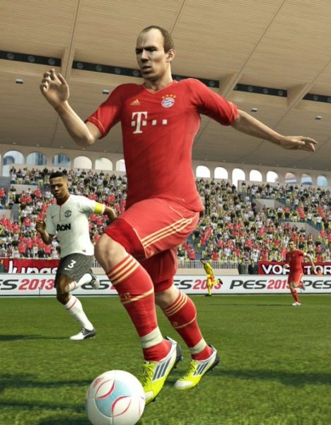 PES2013 demo - Unlock 154 teams patch + 30 Stadiums pack