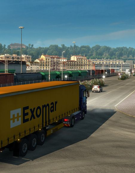 Euro Truck Simulator 2: Pack by Daimen