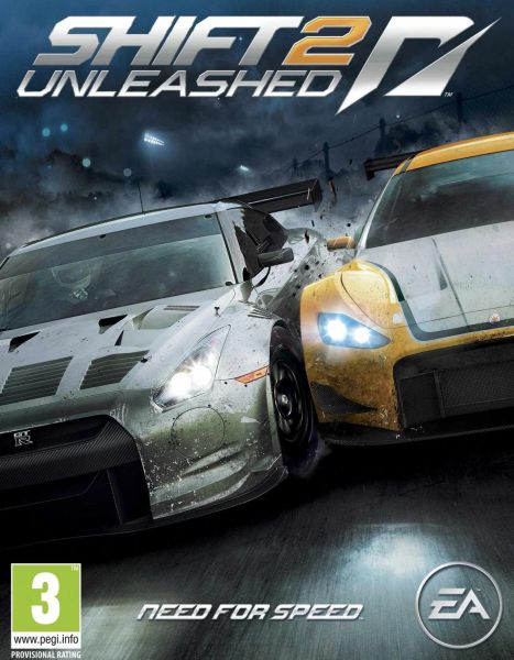 Need For Speed Shift 2 Unleashed! Car-Pack Collection
