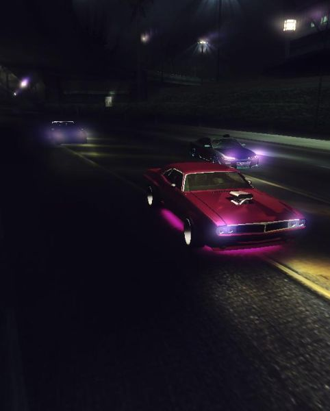 Need for Speed Underground: The Drift King