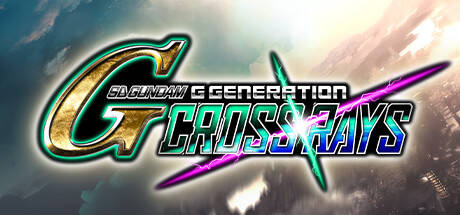 Обложка SD Gundam G Generation Cross Rays