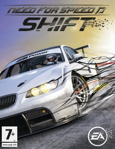 Need For Speed: Shift Ferrari & Exotic Cars For PC + Exotic DLC Tracks + Community Cars