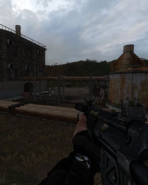 S.T.A.L.K.E.R. - Shadow of Chernobyl: Путь человека