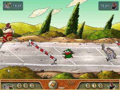 четвертый скриншот из Братья пилоты: Олимпиада
