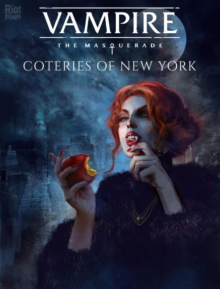 Обложка Vampire: The Masquerade - Coteries of New York