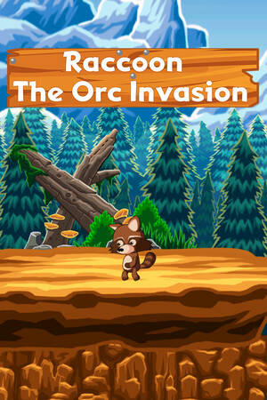 Обложка Raccoon: The Orc Invasion
