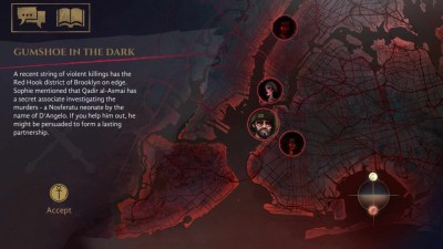 четвертый скриншот из Vampire: The Masquerade - Coteries of New York