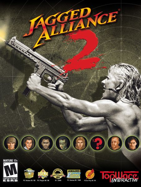 Jagged Alliance 2: Mod Night Ops