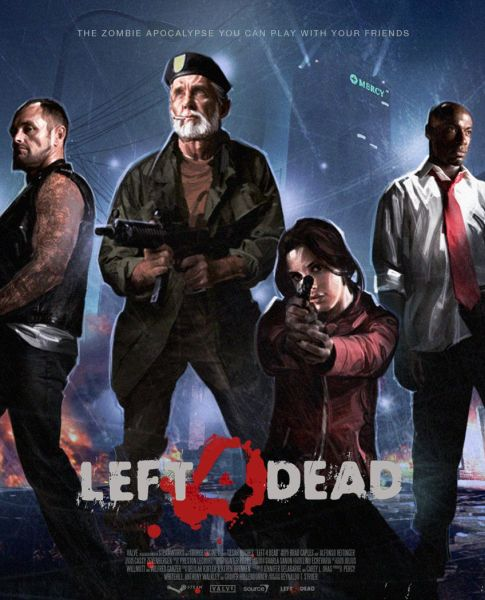 Left 4 Dead 2: Horror Campaigns