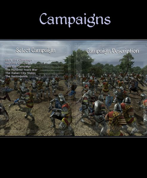 Medieval 2 Total War: Lands to Conquer