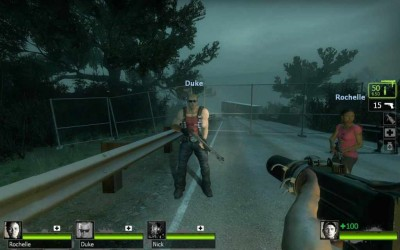 второй скриншот из Left 4 Dead 2: Mods Pack