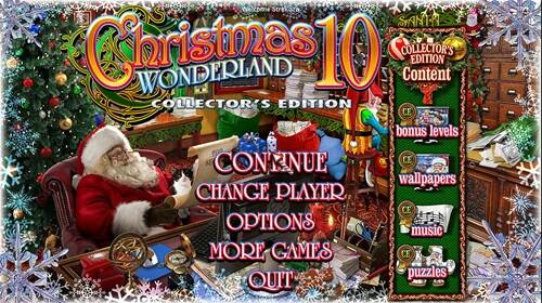 Christmas Wonderland 10 Collectors Edition