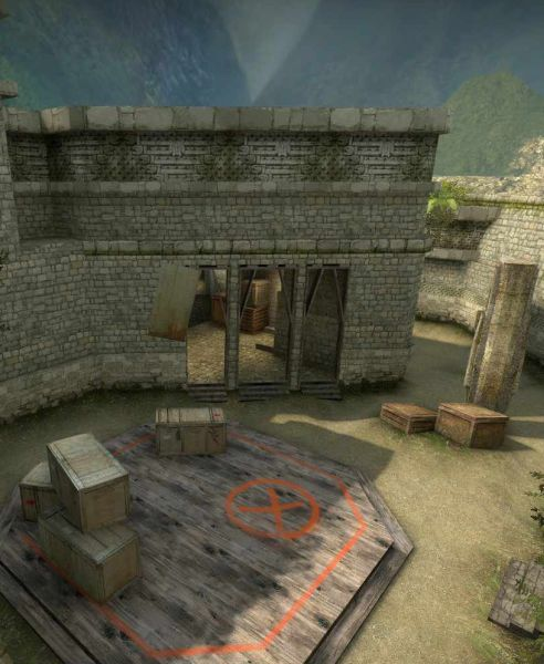 Counter-Strike: Source Prooff Maps