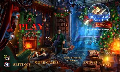 Обложка The Christmas Spirit 3: Grimm Tales Collectors Edition