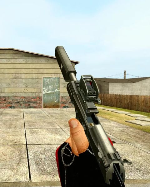Counter-Strike: Source - Weapon Pack