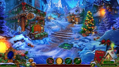 четвертый скриншот из The Christmas Spirit 3: Grimm Tales Collectors Edition