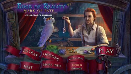 Edge of Reality 6: Mark of Fate Collector's Edition