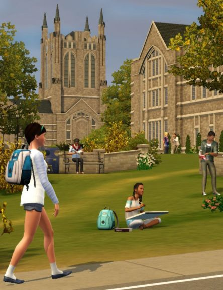 The Sims 3: Grand Mod Pack