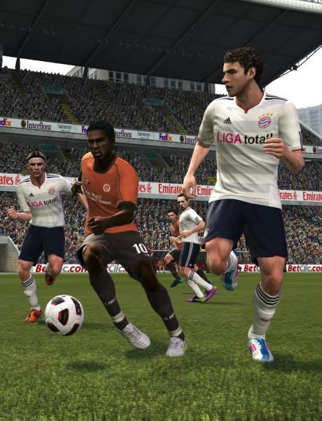 PES 2011: TPS Patch 1.6