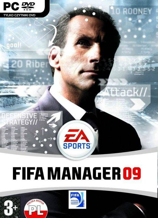 РПЛ 1.3 для FIFA Manager 09