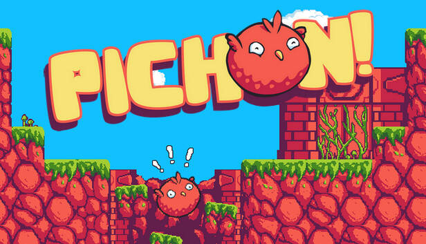 Pichon! / Pichon / Pichón / Pichon - The Bouncy Bird