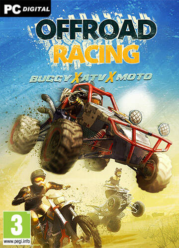 Обложка Offroad Racing - Buggy X ATV X Moto