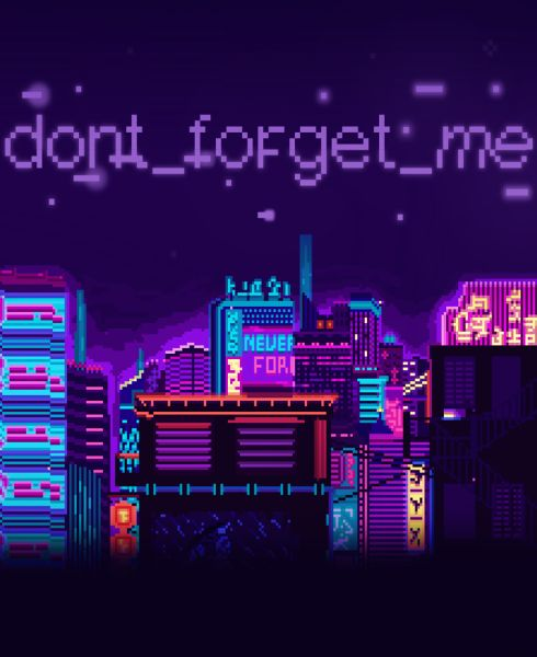 Обложка dont_forget_me