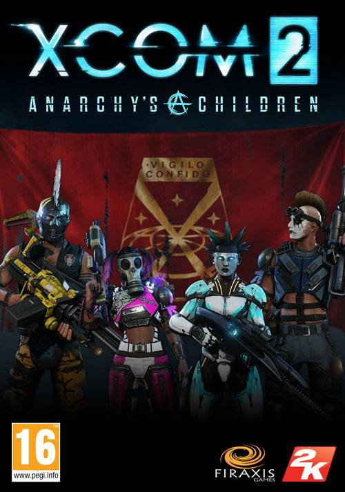 XCOM 2: Alien Hunters & Anarchy's Children
