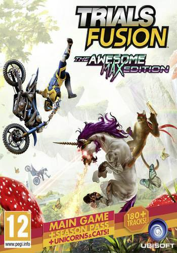 Trials Fusion. The Awesome Max Edition