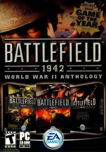 Battlefield 1942 (Battlefield 1942 / Road to Rome / Secret Weapon of WWII)