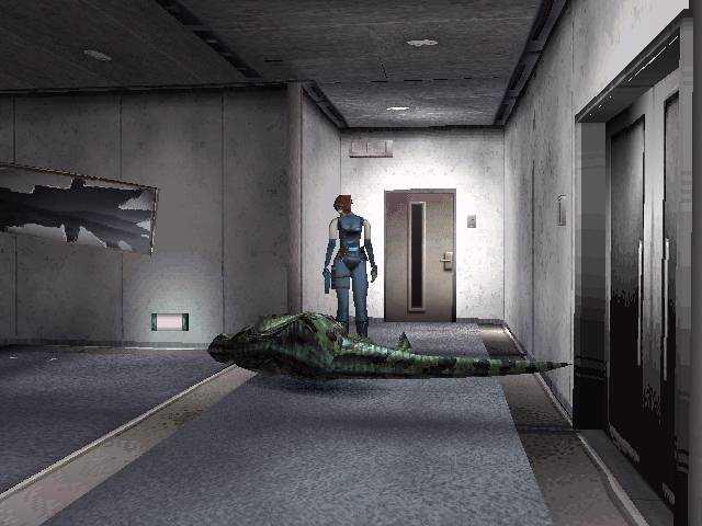 скачать игру Dino Crisis 1 через торрент на Pc - фото 6