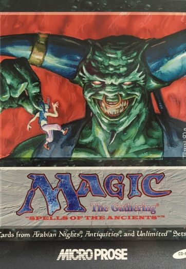 Magic: The Gathering Spells of the Ancients
