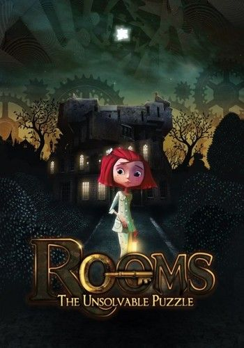 Обложка ROOMS: The Toymaker's Mansion