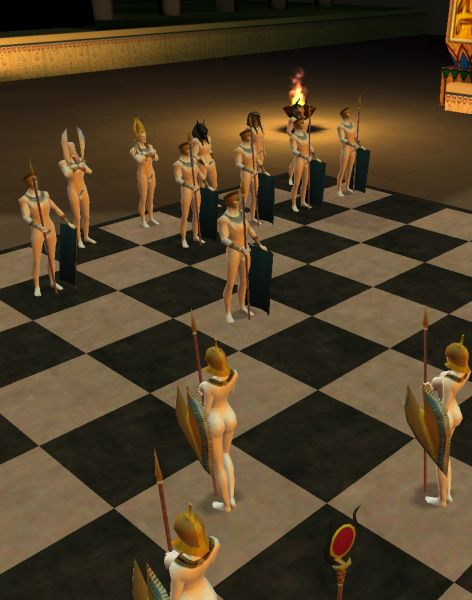 Обложка LoveChess Age Of Egypt