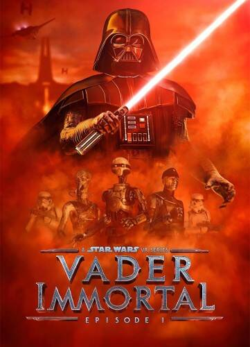 Антология Vader Immortal: A Star Wars VR Series